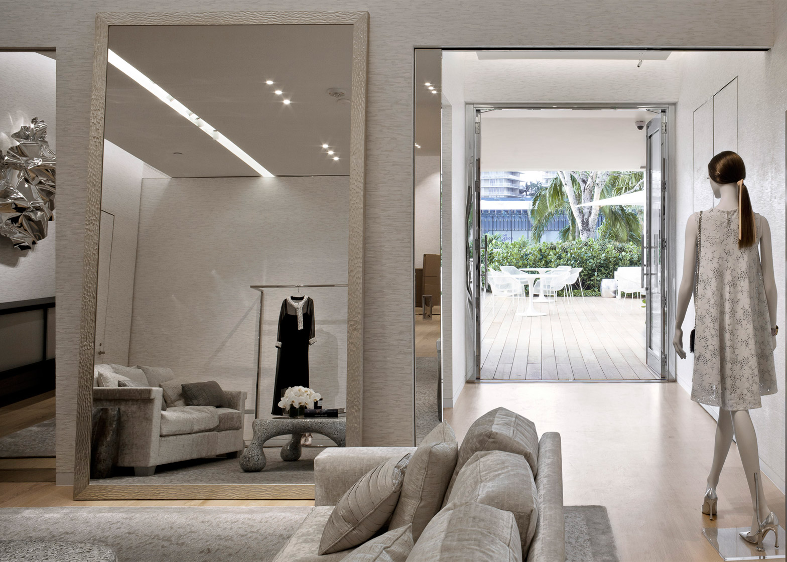 Miami Dior Boutique By Barbarito Bancel